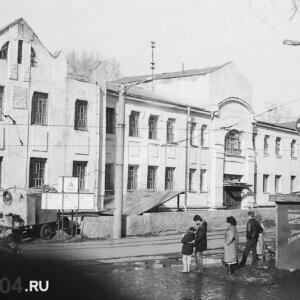 Автор: Станислав Никитин. 1960-70е гг.