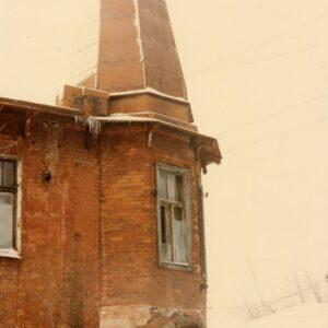 ул. А. Беленца 9. Автор: Ольга Нечаева. 1998 г.
