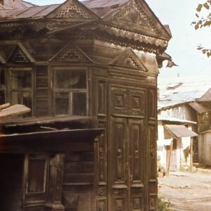 ул. Кузнецова 24. Автор: Станислав Никитин. 1970-е гг.
