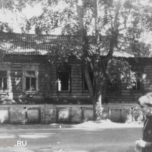 ул. Кузнецова 24. Год неизвестен. Фото из архива Эдуарда Майданюка.