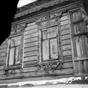 "ул. Кузнецова 24. Автор: П.Н. Коханенко. 1968-74гг. Источник: <a href=""https://www.oldtomsk.ru/"" rel=""noopener noreferrer"" target=""_blank"">Старые дома Томска</a>"