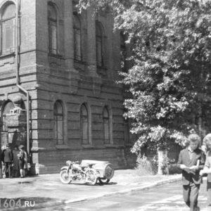 пер. Макушина 8. 1967г. Автор: Владимир Алин.