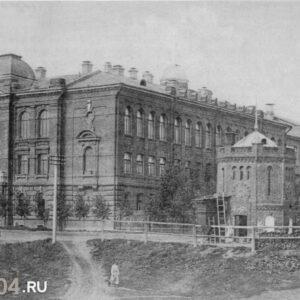 пл. Соляная 2/2. 1930-е гг.