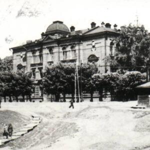 пл. Соляная 2/2. 1950-е гг.