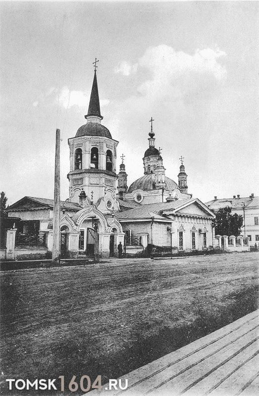 Духосошественская церковь