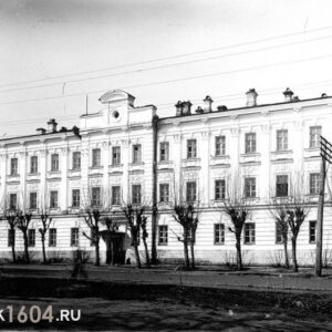 пр. Ленина 34. 1920-40-е гг.