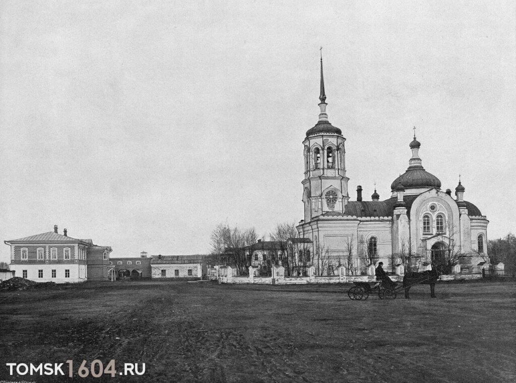 Томский Иоанно-Предтеченский женский монастырь