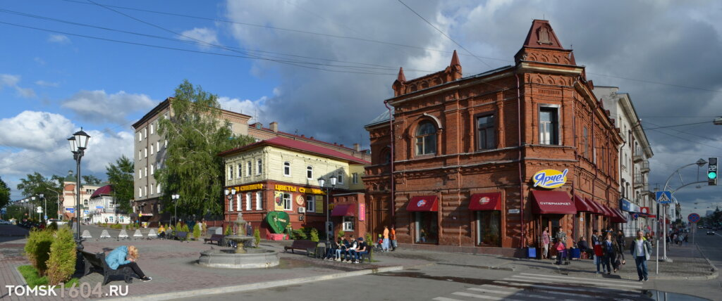 Плеханова 1а и Ленина 89 (Плеханова 1)
