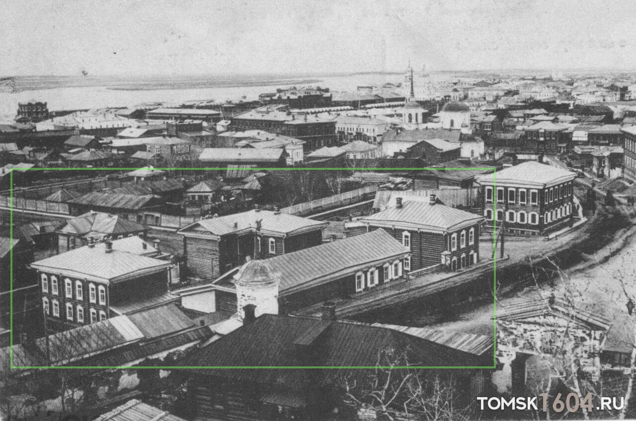 Советская 8, 8в, Крылова 7а