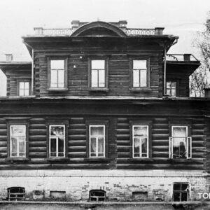 пр. Фрунзе 12. 1920-е гг. Автор неизвестен.
