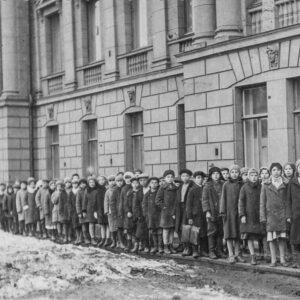 пер. Кооперативный 5. Слет планеристов и авиамоделистов. 1933г.