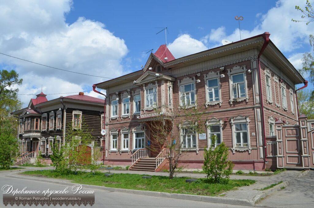 Дзержинского 16 и 18