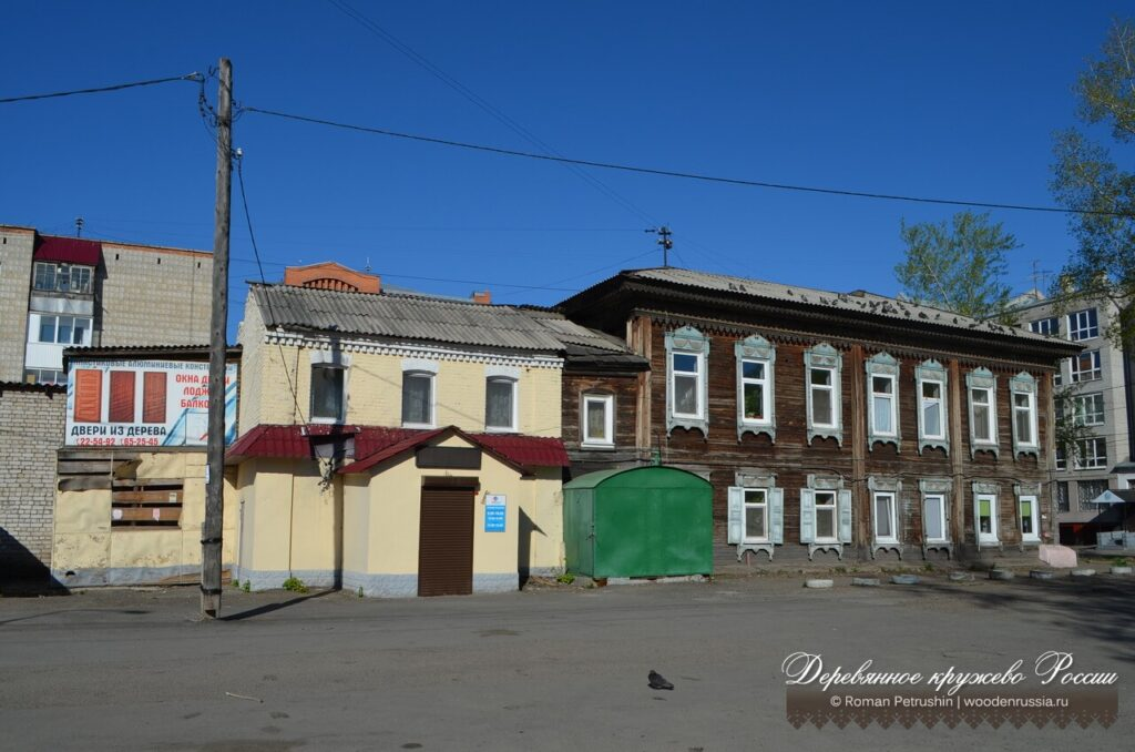 Пушкина 15