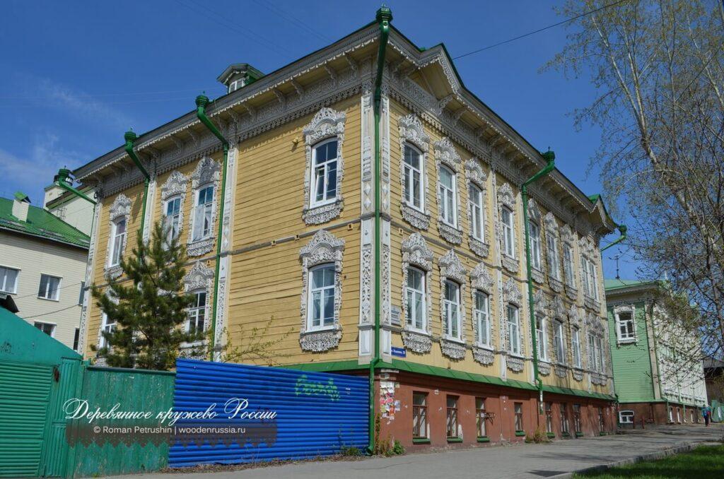 Пушкина 38