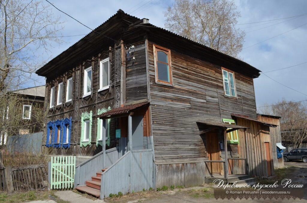 Бакунина 15