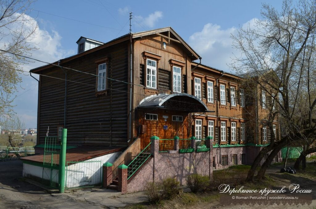 Бакунина 7