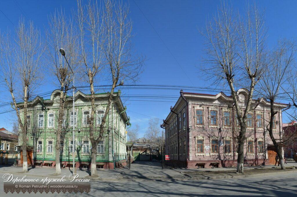 Гагарина 34 и 36